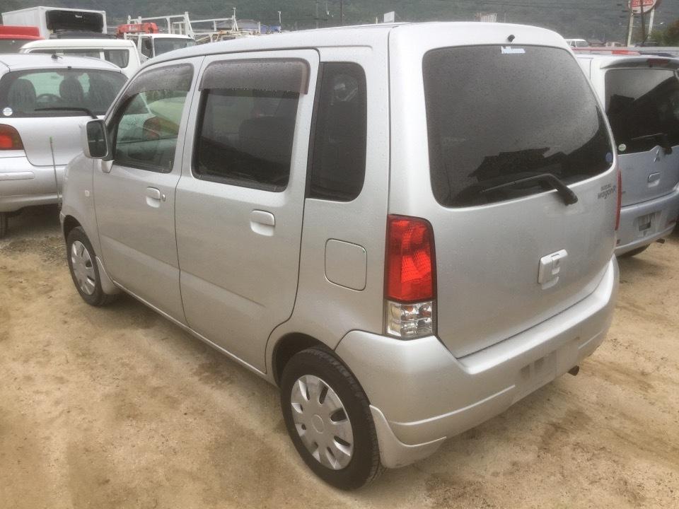 SUZUKI Wagon R   Ref:SP276946     2/2