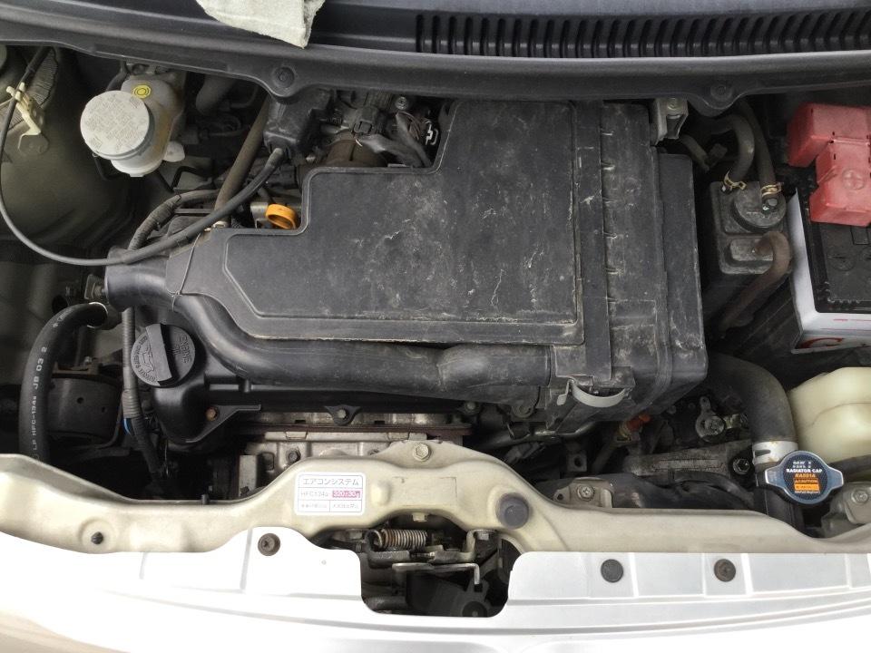 エンジン&トランスミッション - アルト  Ref:SP277435_1     1/4