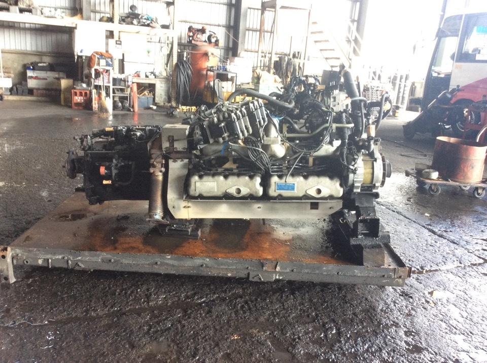 エンジン CPハーネス付 - 日産バス  Ref:SP278547_296     4/10