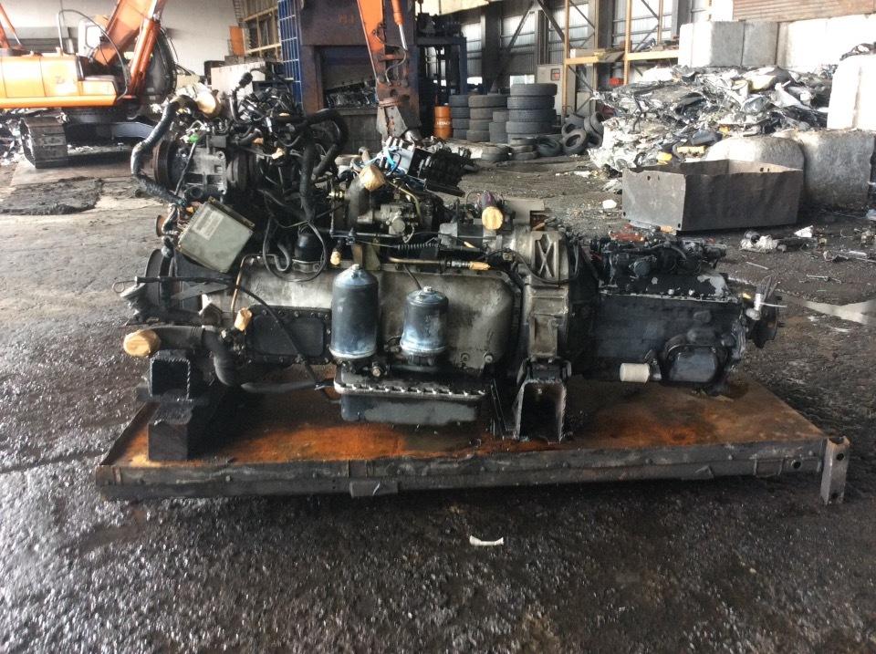 エンジン CPハーネス付 - 日産バス  Ref:SP278547_296     7/10
