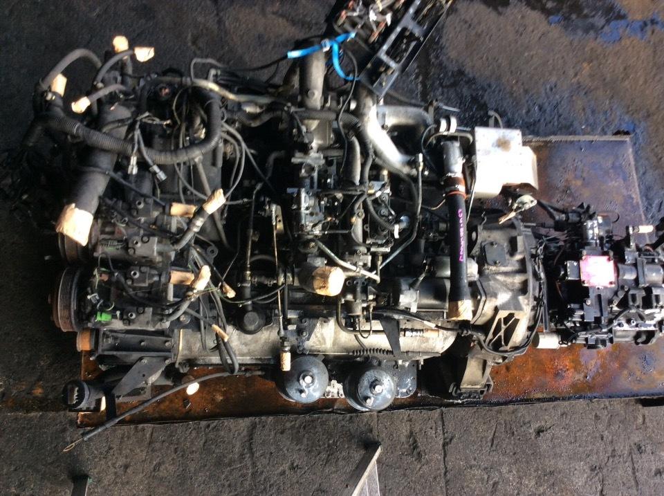 エンジン CPハーネス付 - 日産バス  Ref:SP278547_296     9/10