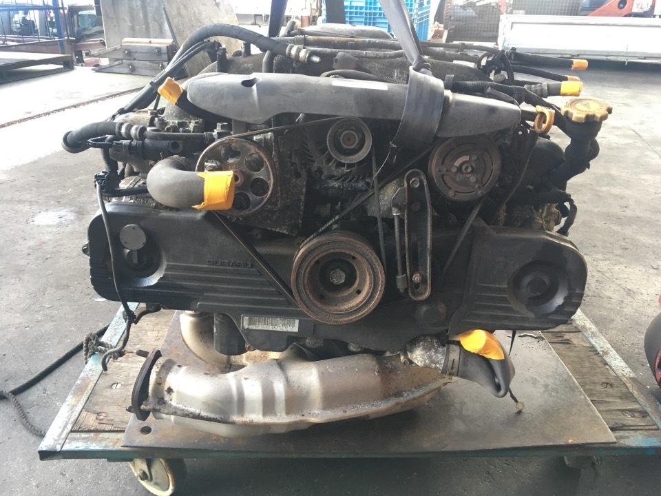 エンジン&トランスミッション - レガシィ  Ref:SP278797_1     5/12