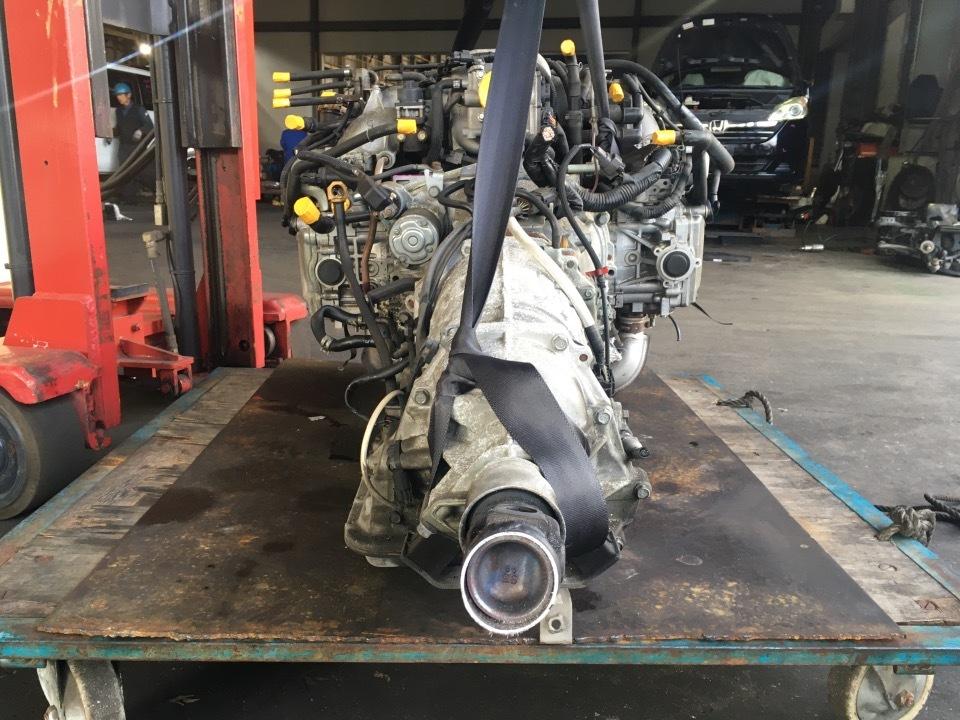 エンジン&トランスミッション - レガシィ  Ref:SP278797_1     7/12