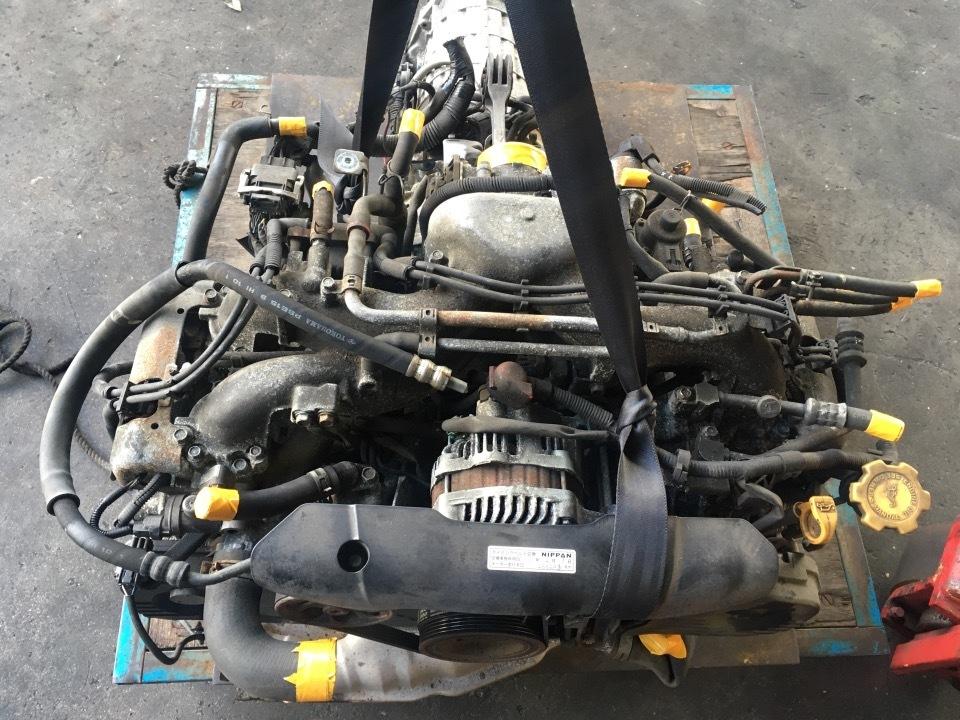 エンジン&トランスミッション - レガシィ  Ref:SP278797_1     9/12