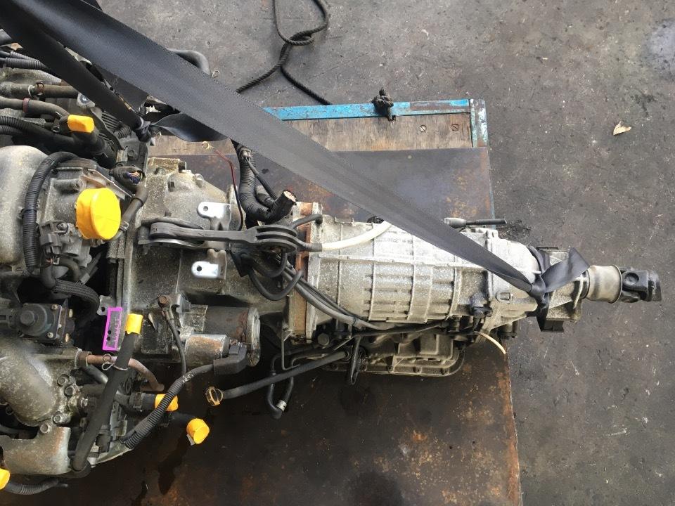 エンジン&トランスミッション - レガシィ  Ref:SP278797_1     10/12
