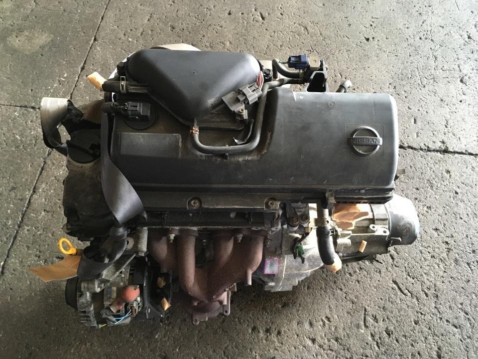 エンジン&トランスミッション - マーチ  Ref:SP279071_1     4/6