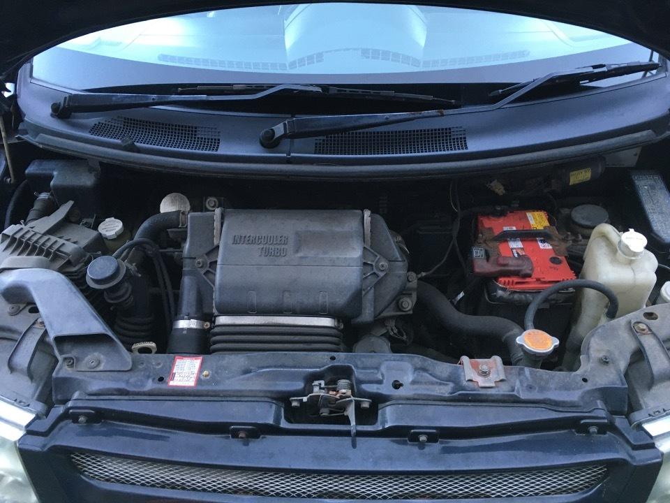 エンジン&トランスミッション - eKワゴン  Ref:SP279121_1     1/1