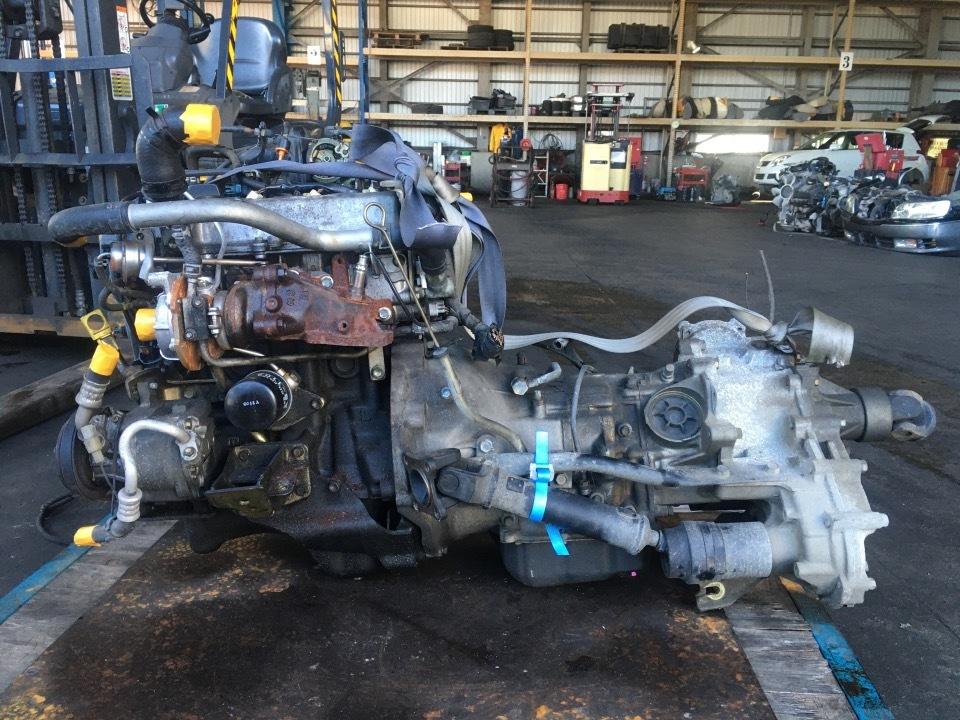 エンジン&トランスミッション - テリオスキッド  Ref:SP279250_1     4/9