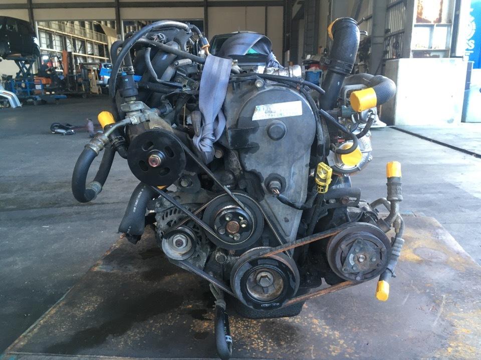 エンジン&トランスミッション - テリオスキッド  Ref:SP279250_1     5/9