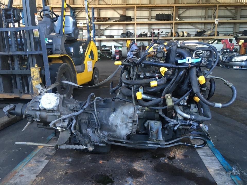 エンジン&トランスミッション - テリオスキッド  Ref:SP279250_1     6/9