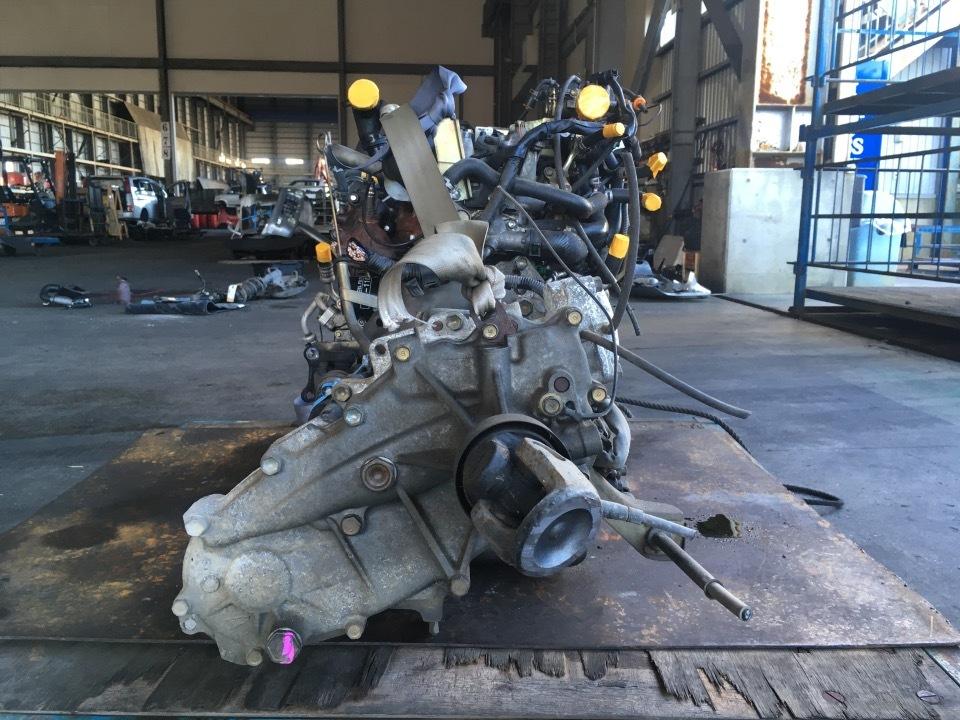 エンジン&トランスミッション - テリオスキッド  Ref:SP279250_1     7/9