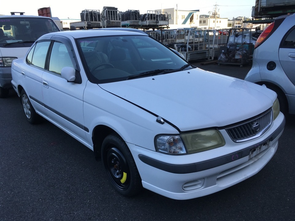 NISSAN Sunny   Ref:SP279371     1/26