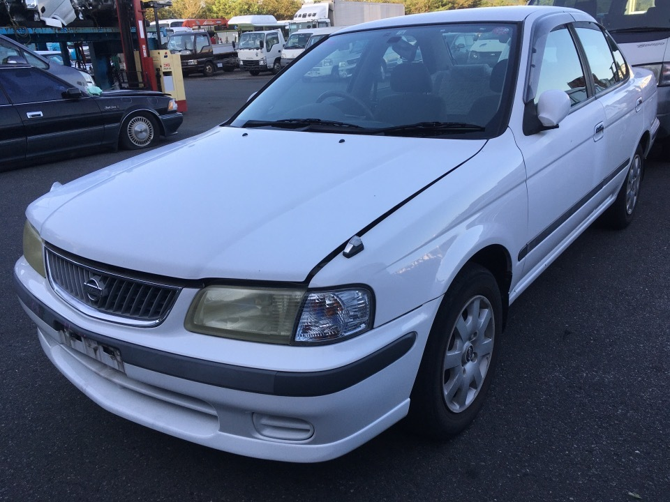 NISSAN Sunny   Ref:SP279371     2/26