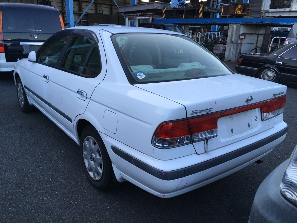 NISSAN Sunny   Ref:SP279371     3/26