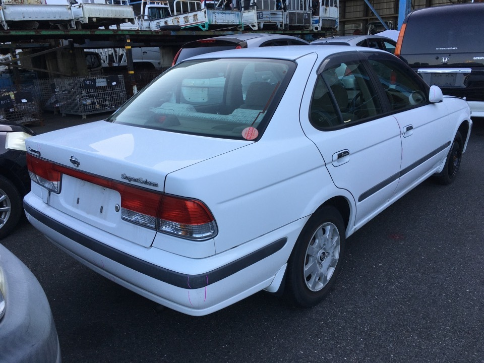 NISSAN Sunny   Ref:SP279371     4/26