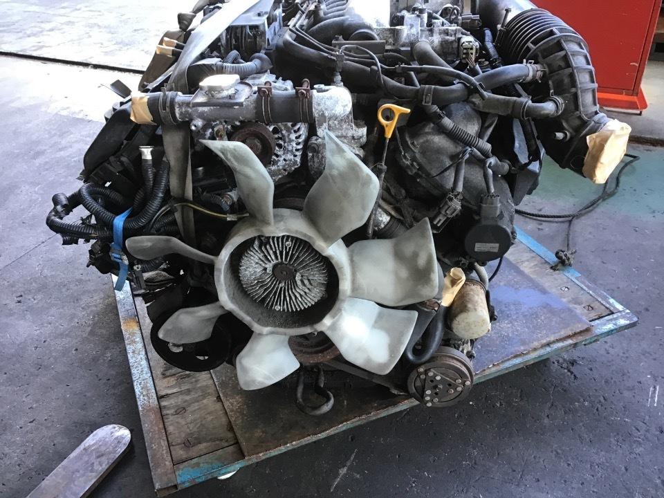 エンジン&トランスミッション - シーマ  Ref:SP279622_1     4/9