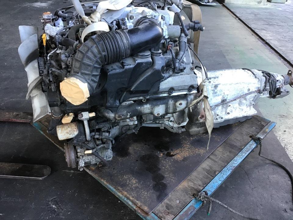 エンジン&トランスミッション - シーマ  Ref:SP279622_1     6/9