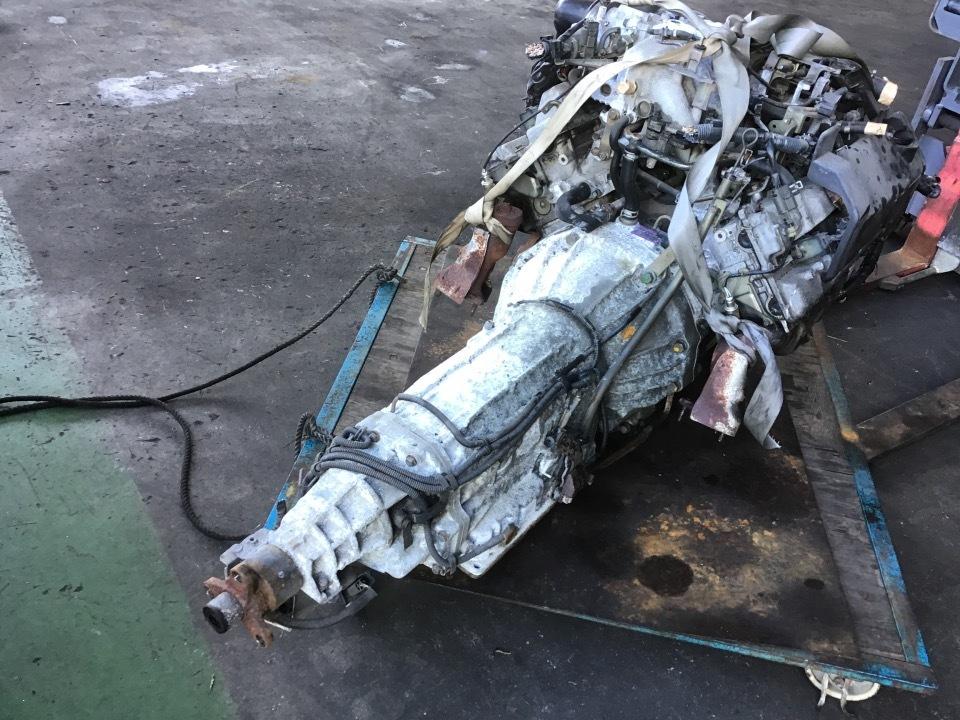 エンジン&トランスミッション - シーマ  Ref:SP279622_1     7/9