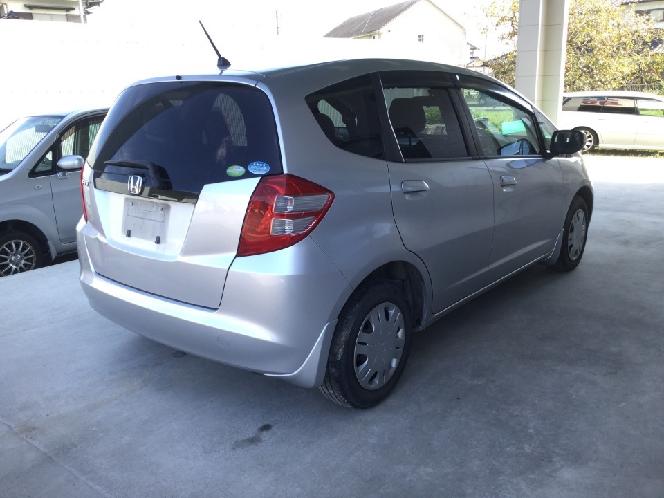 HONDA Fit   Ref:SP279873     4/17
