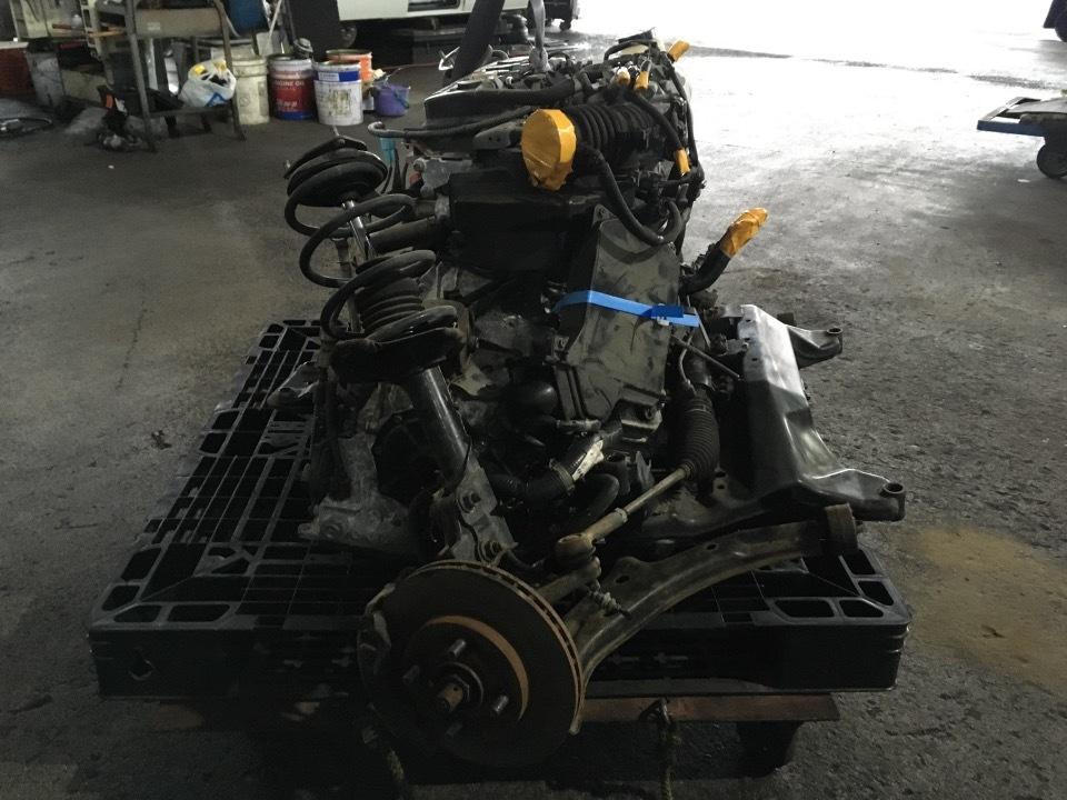 エンジン Fアクスルセット - ADバン  Ref:SP280020_9218     7/9
