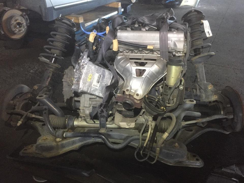 エンジン Fアクスルセット - ラウム  Ref:SP280290_9218     7/10