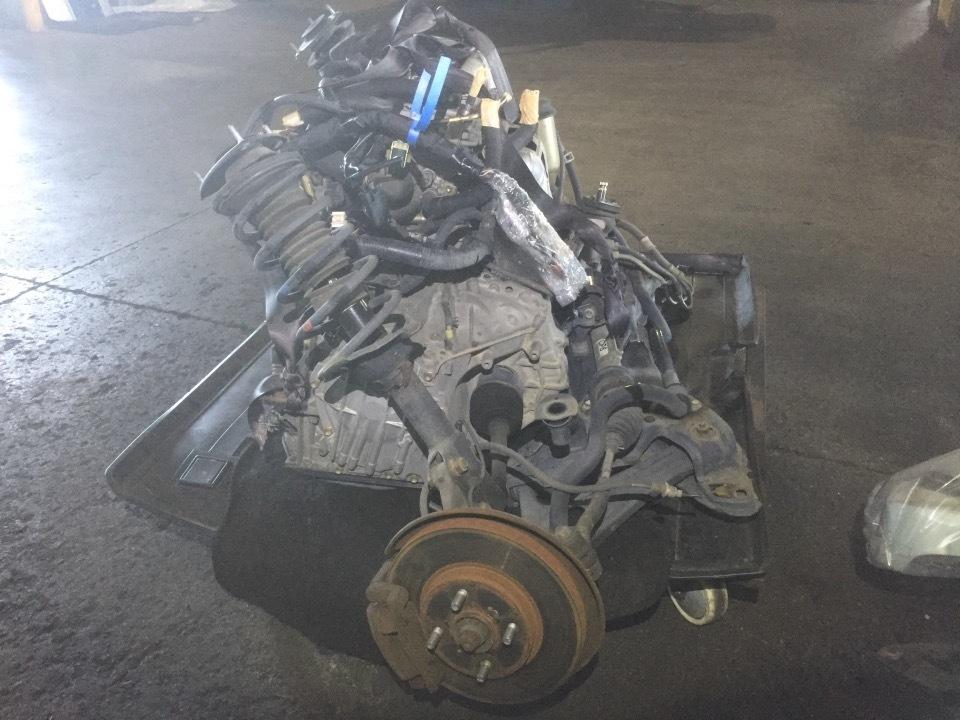 エンジン Fアクスルセット - ラウム  Ref:SP280290_9218     8/10