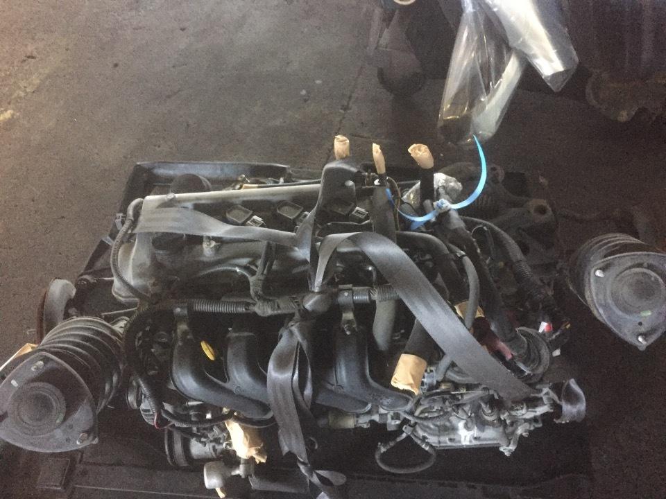 エンジン Fアクスルセット - ラウム  Ref:SP280290_9218     9/10