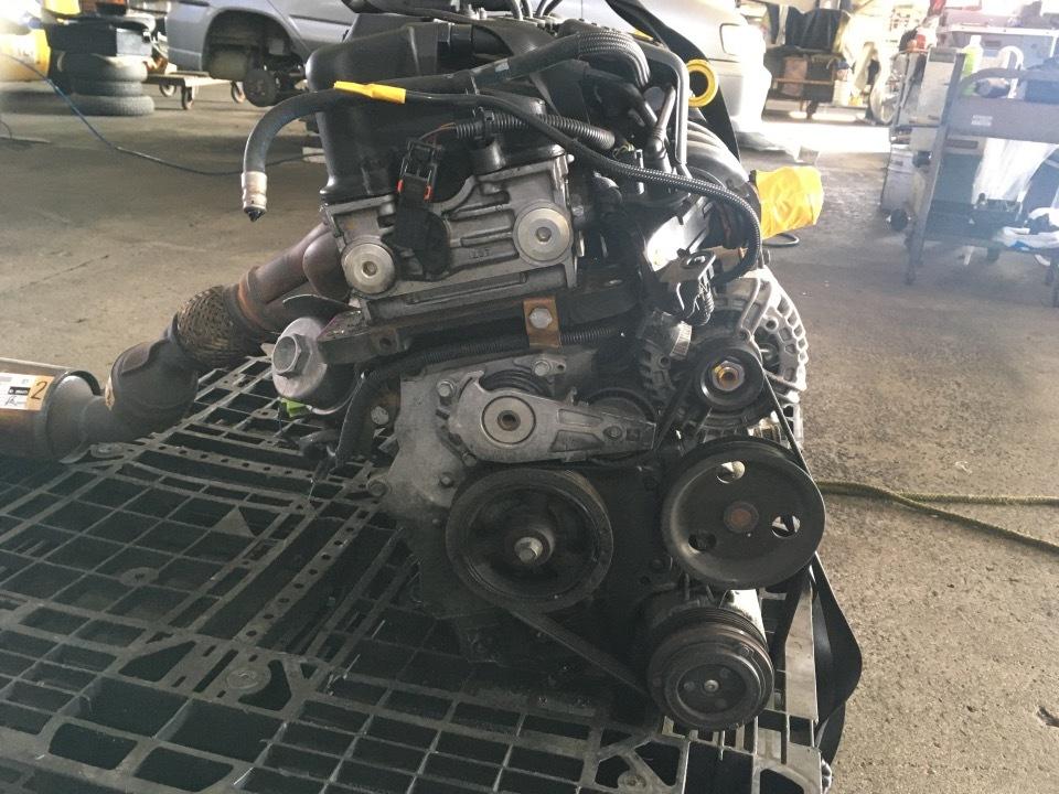 エンジン&トランスミッション - ミニ  Ref:SP280471_1     5/11