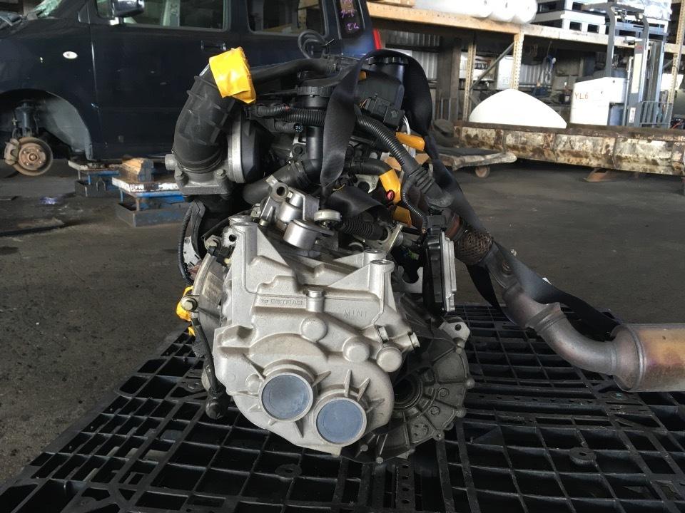 エンジン&トランスミッション - ミニ  Ref:SP280471_1     7/11
