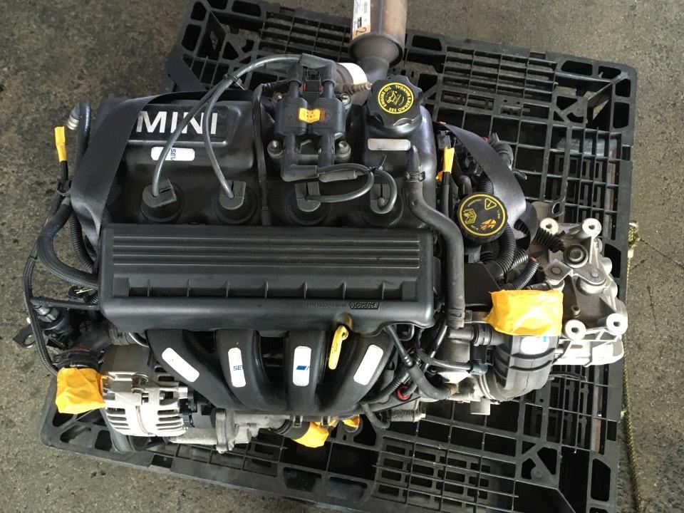 エンジン&トランスミッション - ミニ  Ref:SP280471_1     8/11