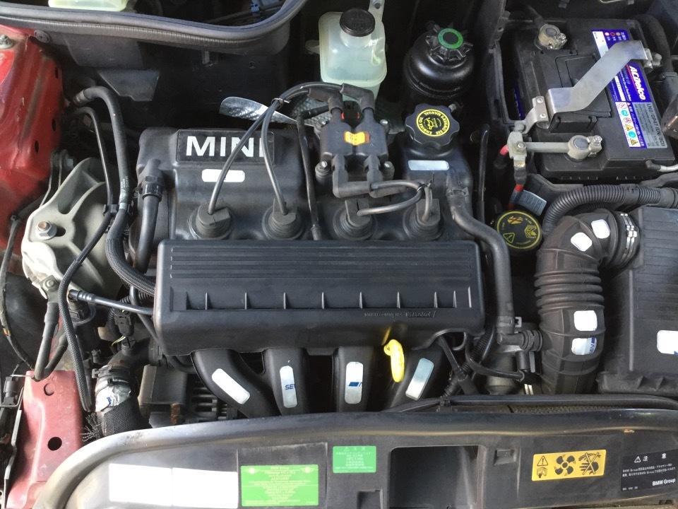 エンジン&トランスミッション - ミニ  Ref:SP280471_1     1/11
