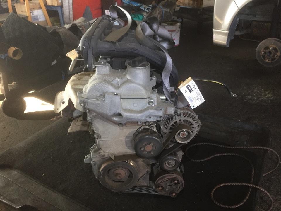 エンジン&トランスミッション - ファミリアバン  Ref:SP281109_1     6/11