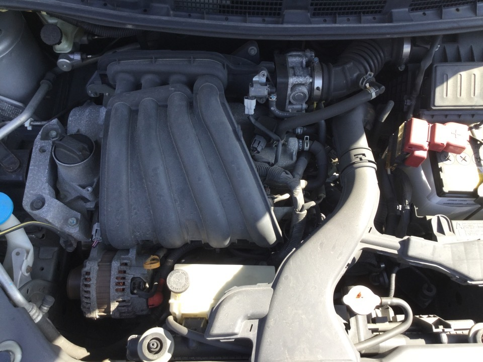 エンジン&トランスミッション - ファミリアバン  Ref:SP281109_1     1/11