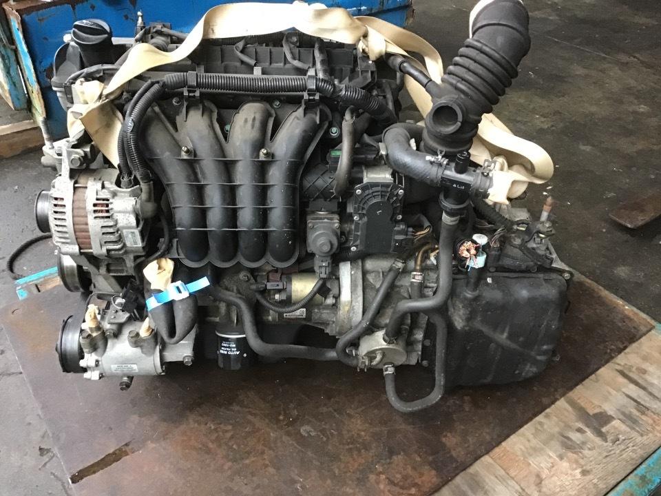 エンジン&トランスミッション - コルト  Ref:SP281300_1     4/11