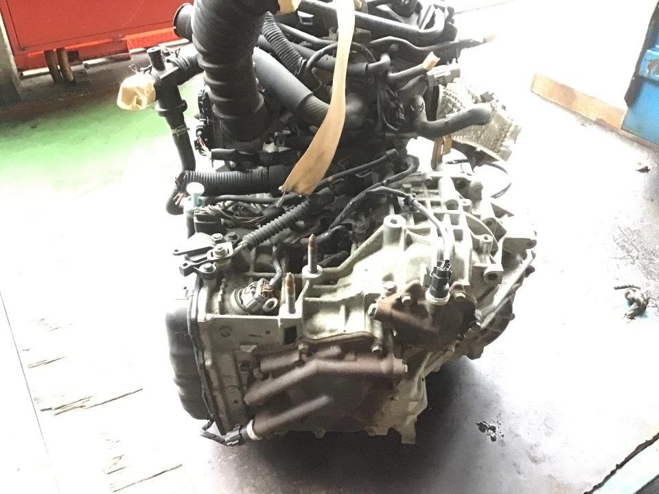 エンジン&トランスミッション - コルト  Ref:SP281300_1     6/11