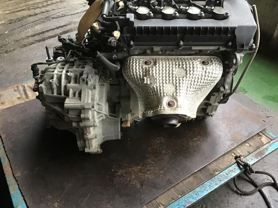 エンジン&トランスミッション - コルト  Ref:SP281300_1     7/11