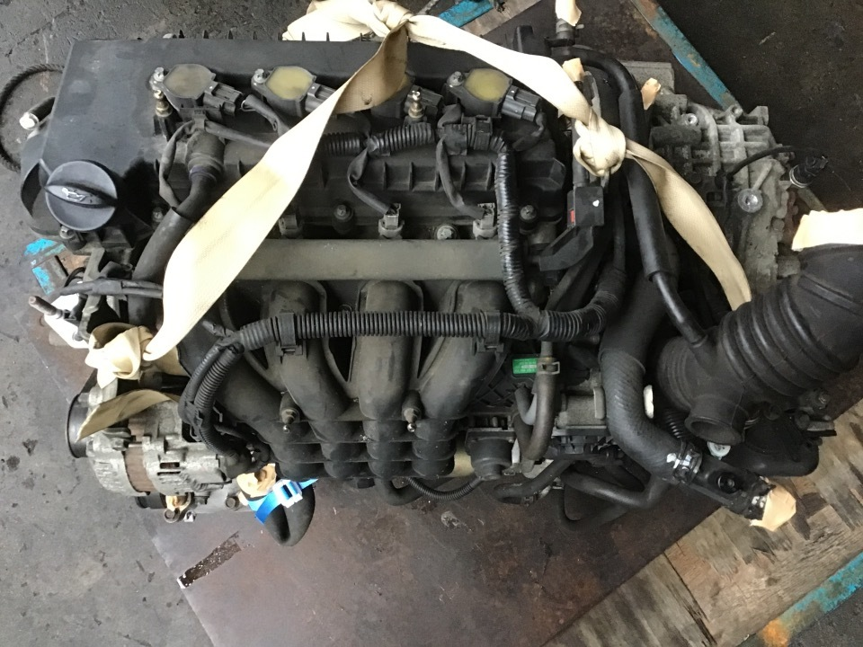 エンジン&トランスミッション - コルト  Ref:SP281300_1     8/11
