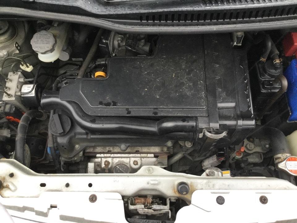 エンジン&トランスミッション - ワゴンR  Ref:SP281347_1     1/4