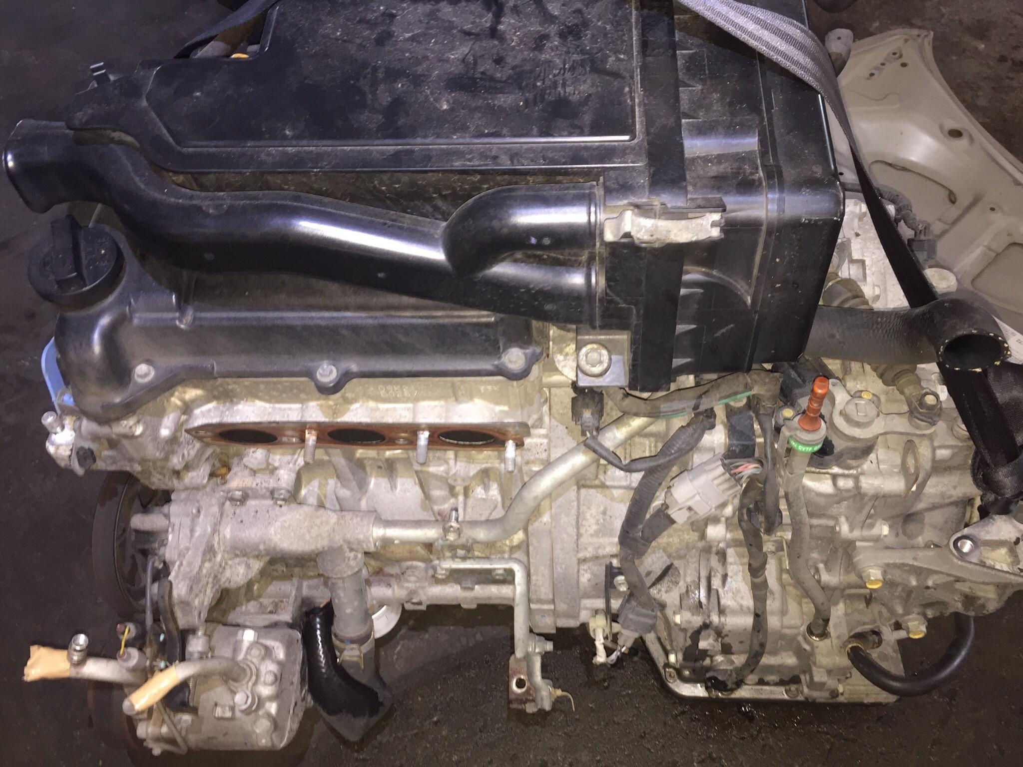 エンジン&トランスミッション - ワゴンR  Ref:SP281347_1     2/4