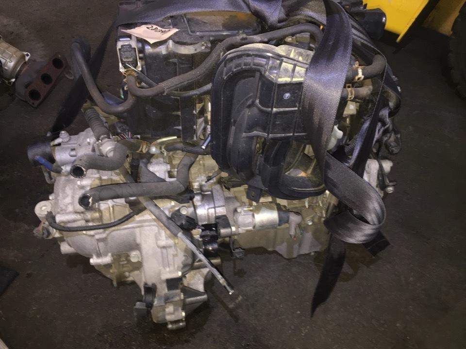 エンジン&トランスミッション - ワゴンR  Ref:SP281347_1     3/4