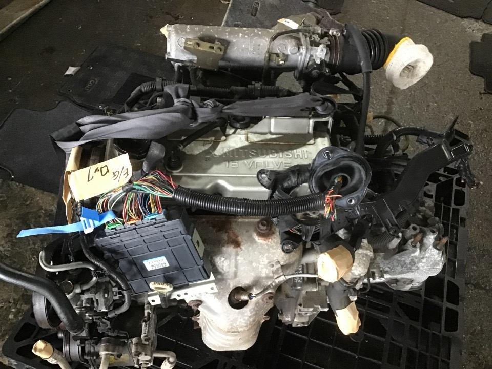 エンジン CPハーネス付 - ランサー  Ref:SP282125_296     4/9