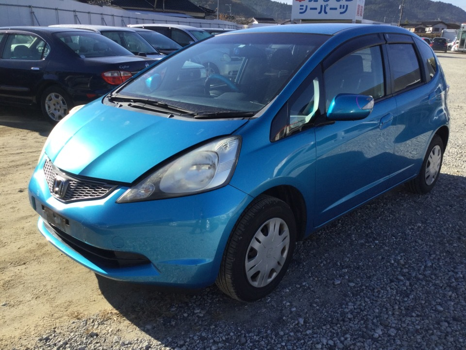 HONDA Fit   Ref:SP282141     3/16