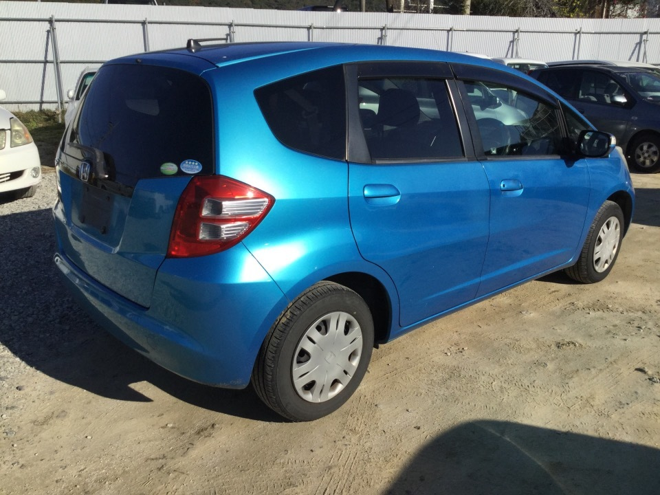 HONDA Fit   Ref:SP282141     4/16