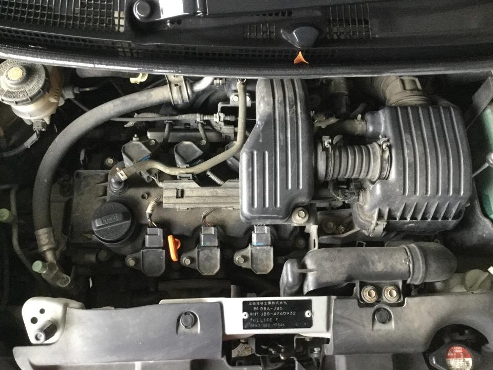 エンジン&トランスミッション - ライフ  Ref:SP282249_1     1/2