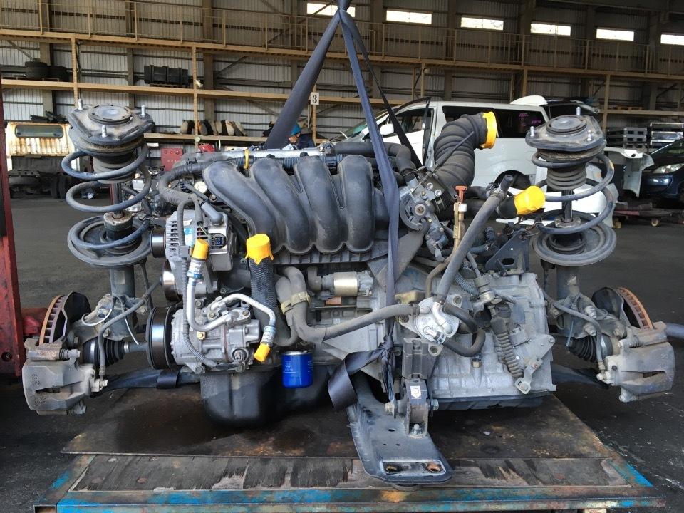 エンジン Fアクスルセット - ウィッシュ  Ref:SP282344_9218     5/13