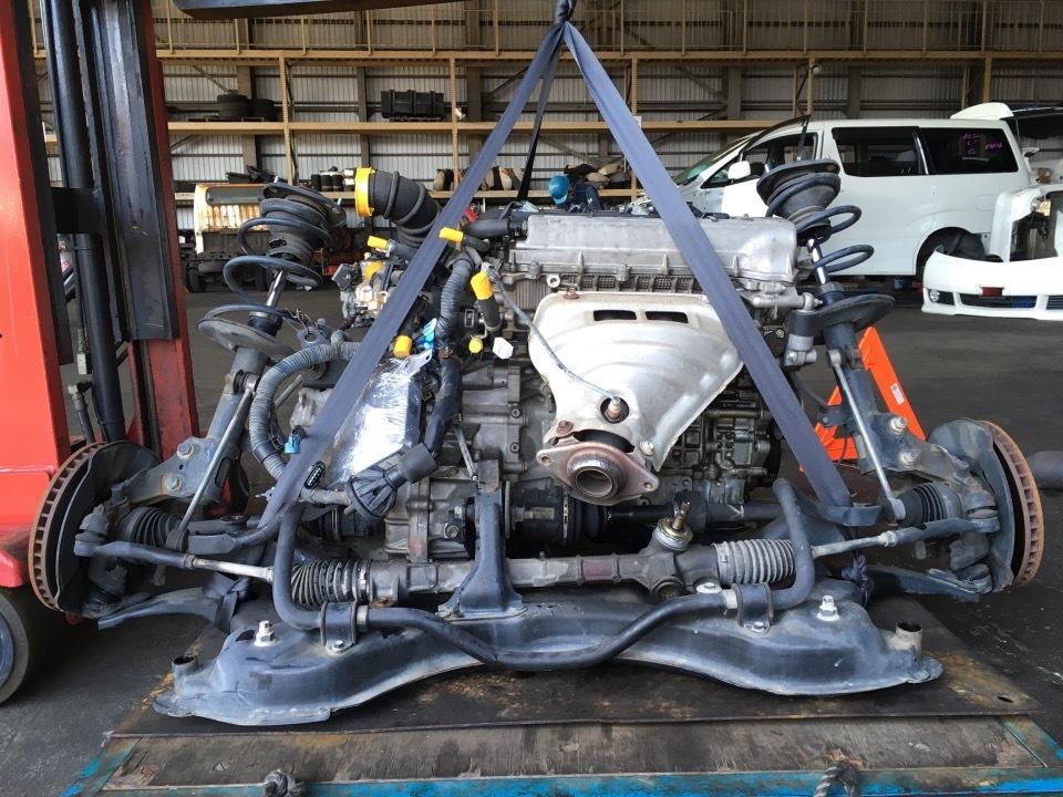 エンジン Fアクスルセット - ウィッシュ  Ref:SP282344_9218     7/13