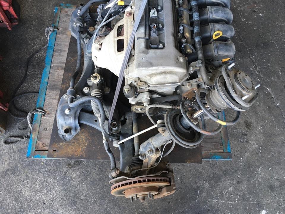エンジン Fアクスルセット - ウィッシュ  Ref:SP282344_9218     9/13