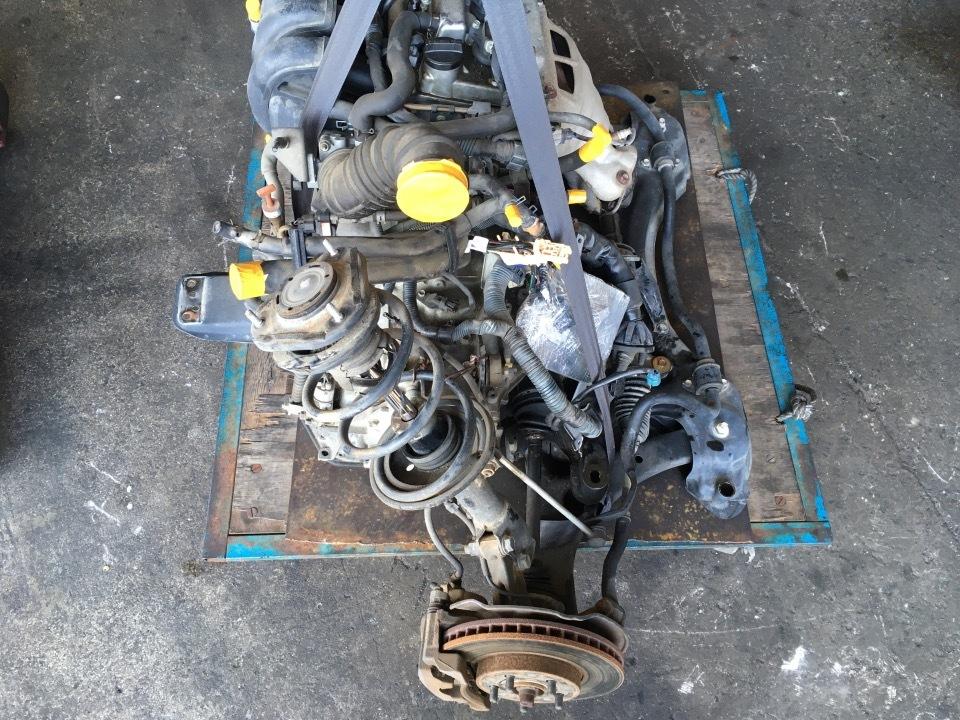 エンジン Fアクスルセット - ウィッシュ  Ref:SP282344_9218     11/13