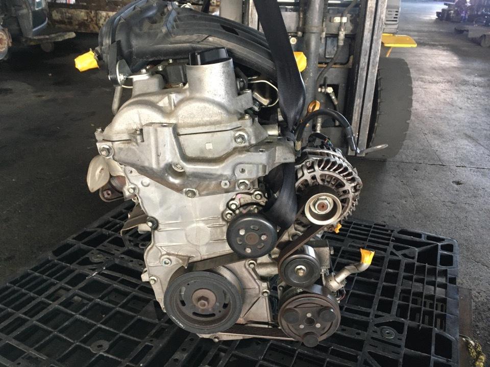 エンジン&トランスミッション - キューブ  Ref:SP282352_1     5/11