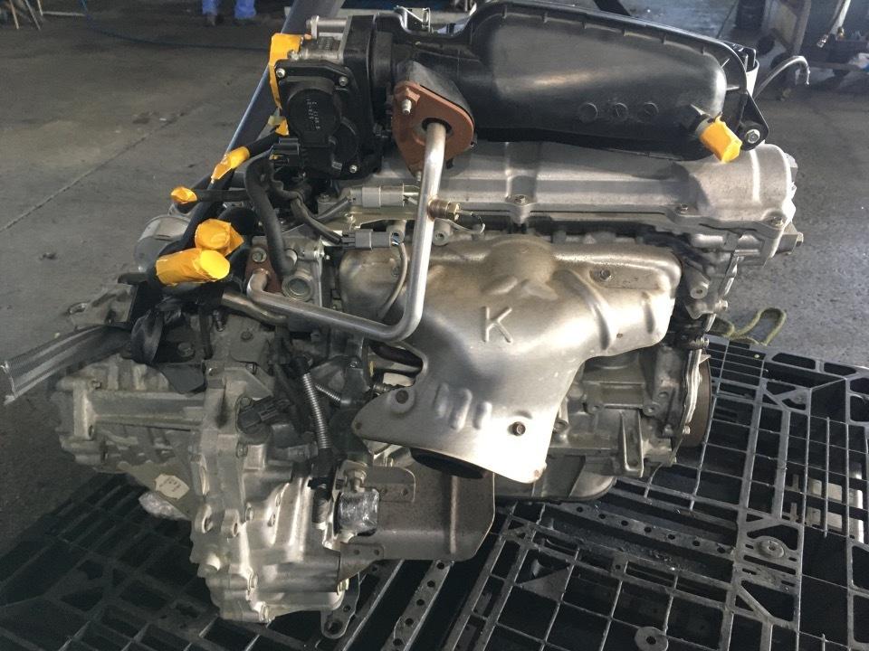 エンジン&トランスミッション - キューブ  Ref:SP282352_1     6/11